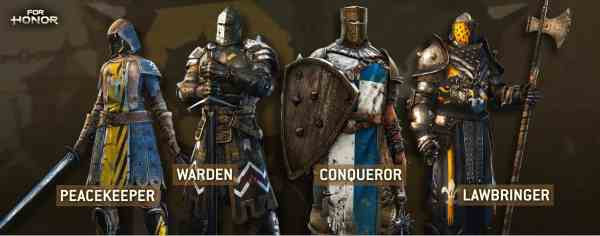 For Honor Cavalieri