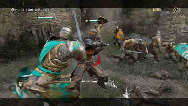 For Honor scr 3