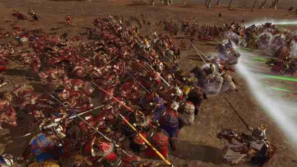 TWW Grandi armi contro cavalleria