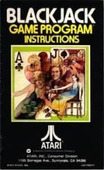 Atari 2600Blackjack