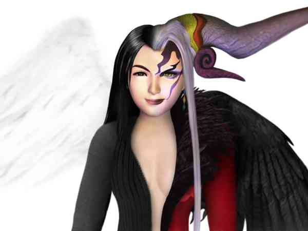 Final Fantasy VIII Rinoa Artemisia