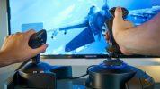 T.Flight Hotas Ace Combat 7 Skies Unknown Edition joysticks: details van lancering onthuld