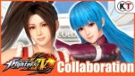 The King of Fighters op de vuist in Dead or Alive 6