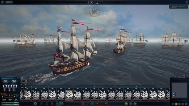 Ultimate Admiral: Age of Sail