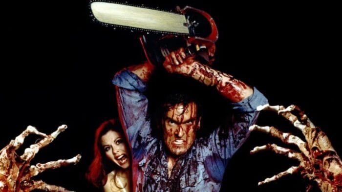 image from evil dead movie