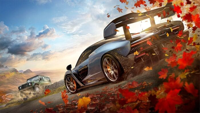 Image from Forza 4