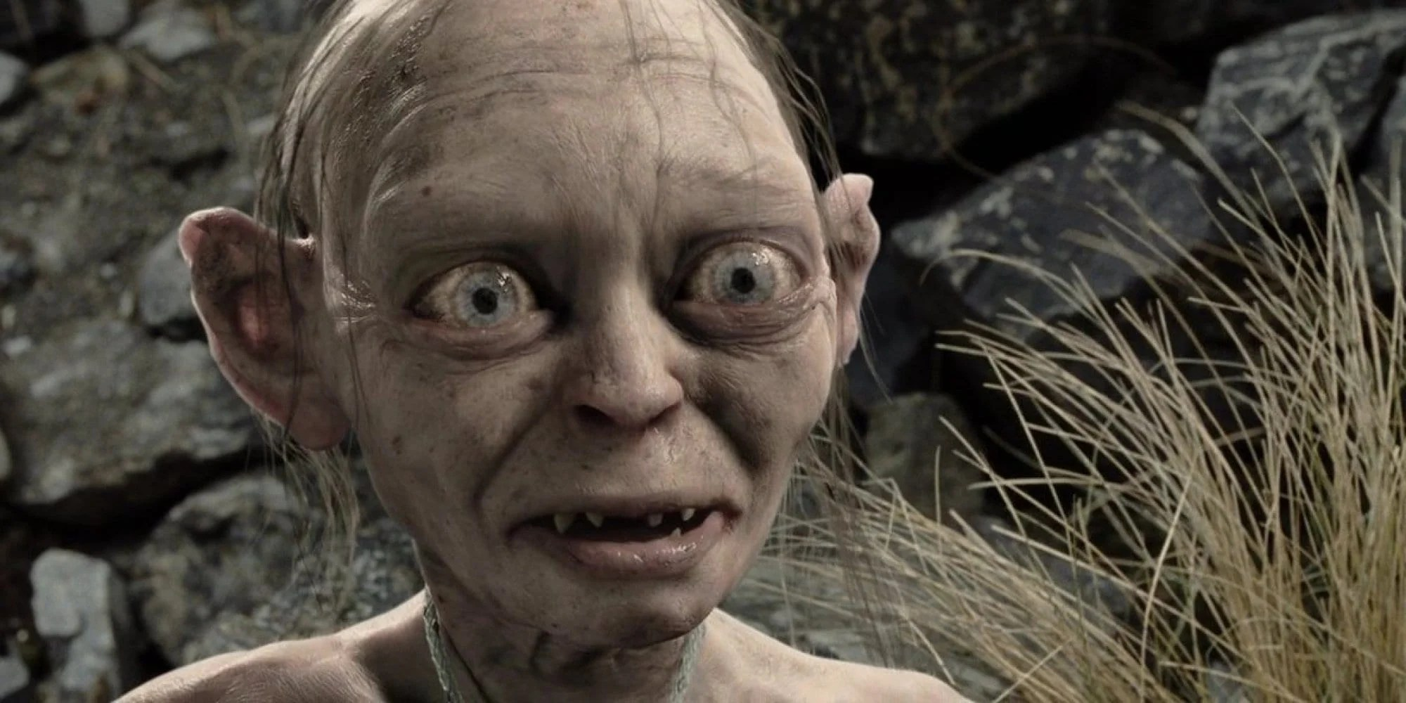 Andy Serkis Crawled On All Fours In Public To Prepare For Gollum Role