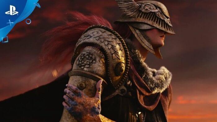 Image of hero from Elden Ring