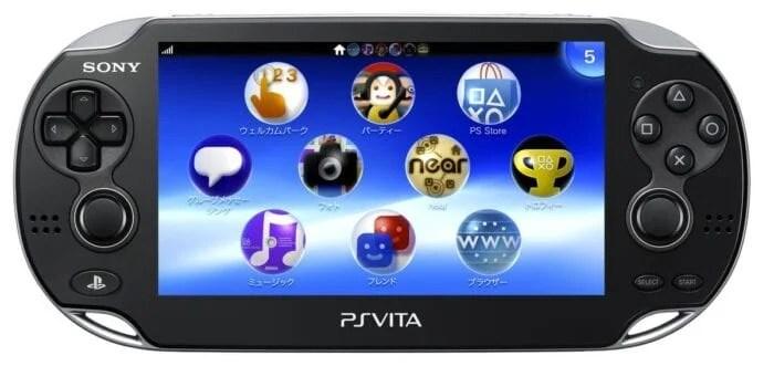 A PS Vita