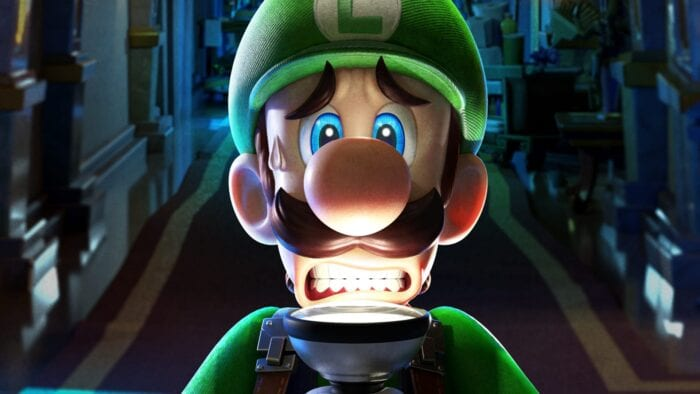 luigi in luigis mansion 3