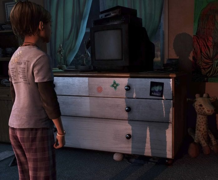 playing as sarah the last of us