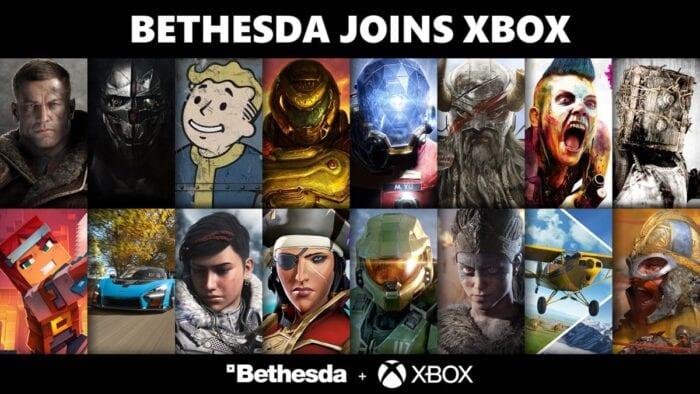 Bethesda xbox games