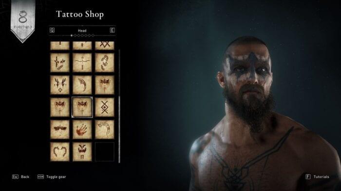 ac valhalla tattoos