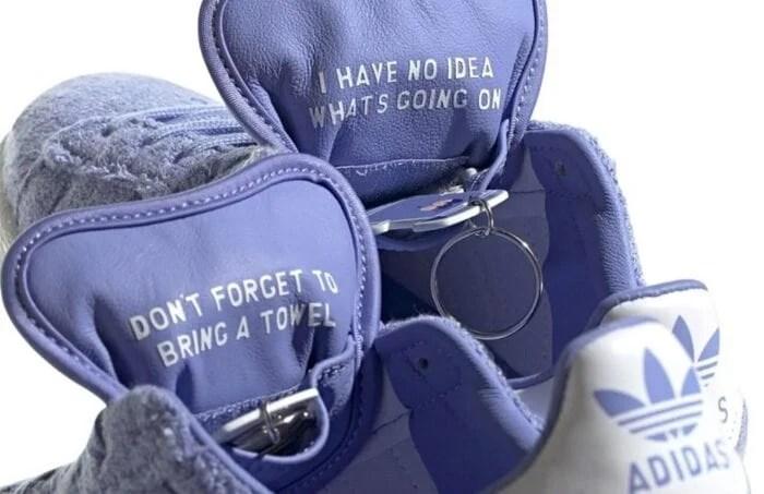 adidas towelie south park
