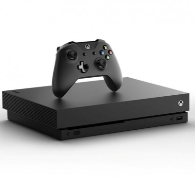 console xbox one x 1 to
