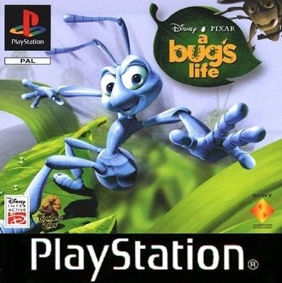 1001 Pattes A Bugs Life PSX Jeux Occasion Pas Cher