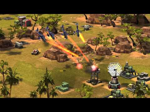Empires and Allies battlefield