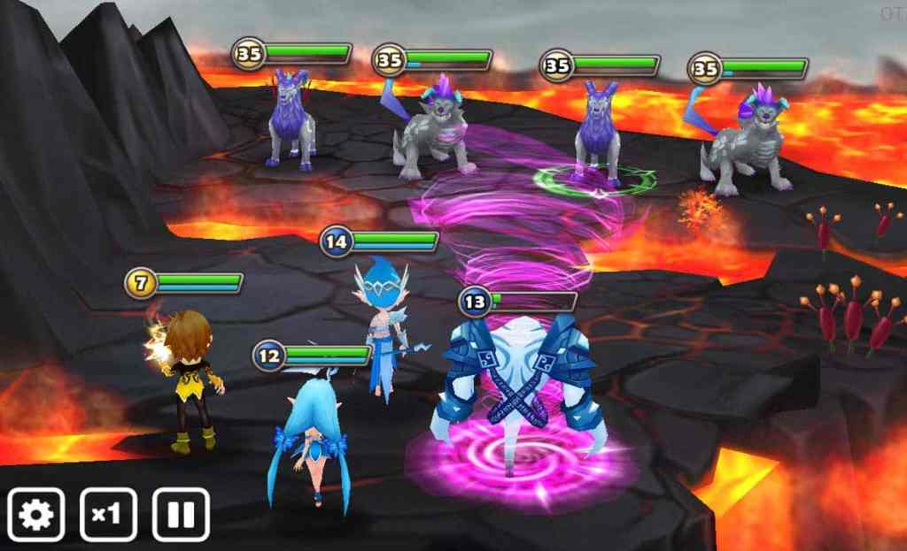 Summoners War Power Wheel