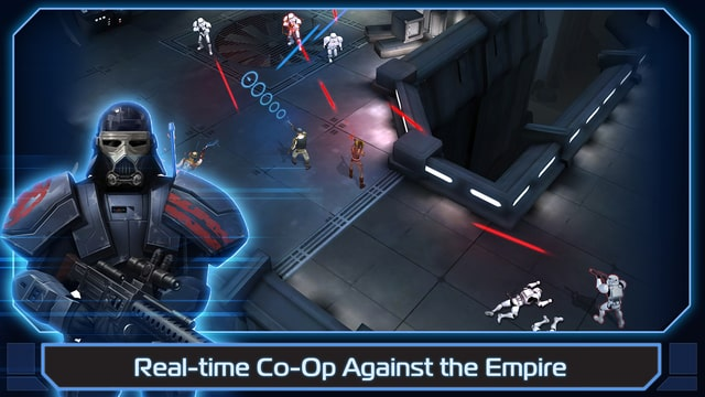 Star Wars Uprising coop