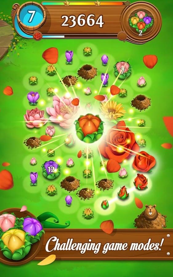 Blossom Blast Saga flower