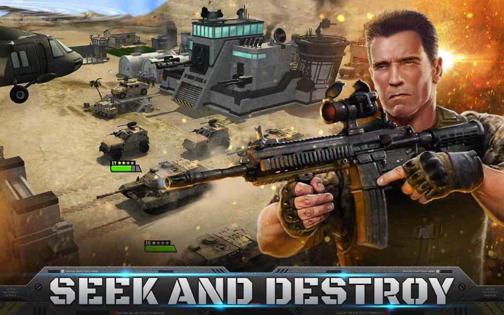 Mobile Strike attack