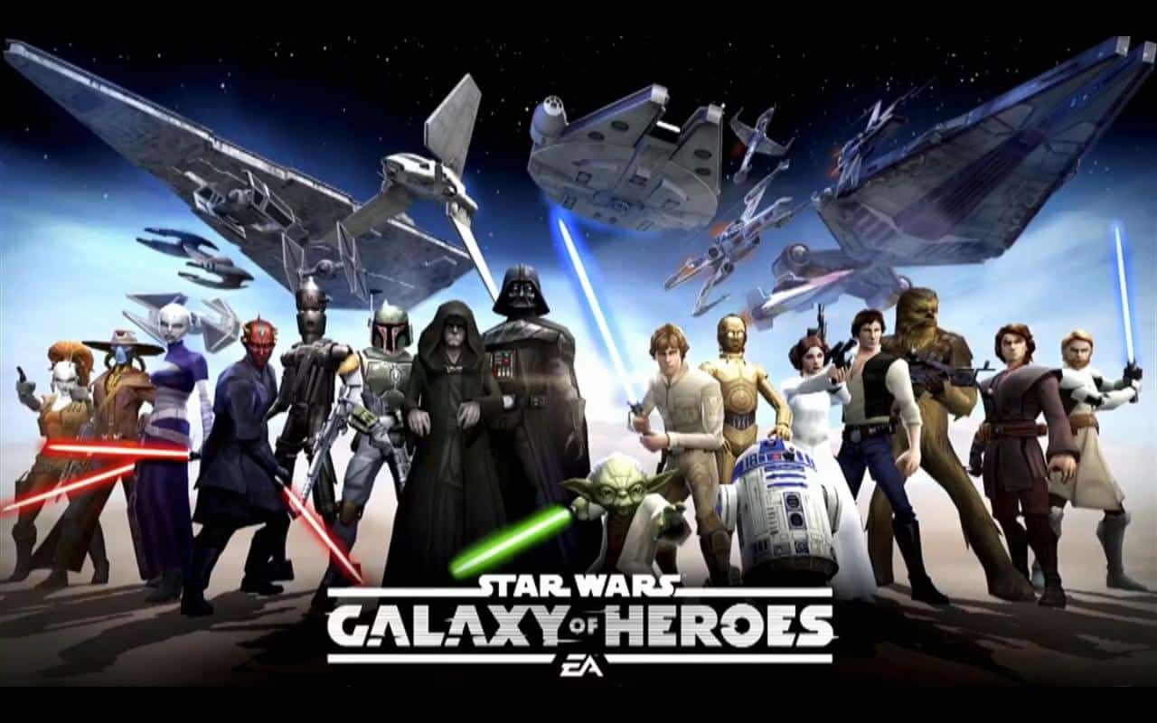 Star Wars: Galaxy of Heroes Cheats: Top 5 Tips and Strategy