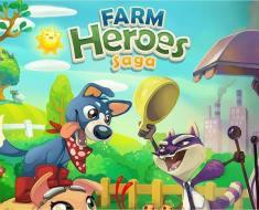Farm Heroes Saga cheats tips