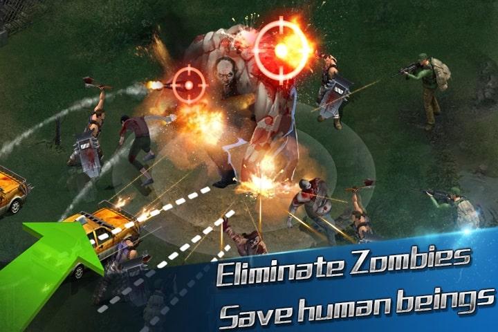 Last Empire-War Z game
