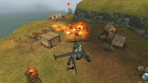 download GUNSHIP BATTLE Helicopter 3D free