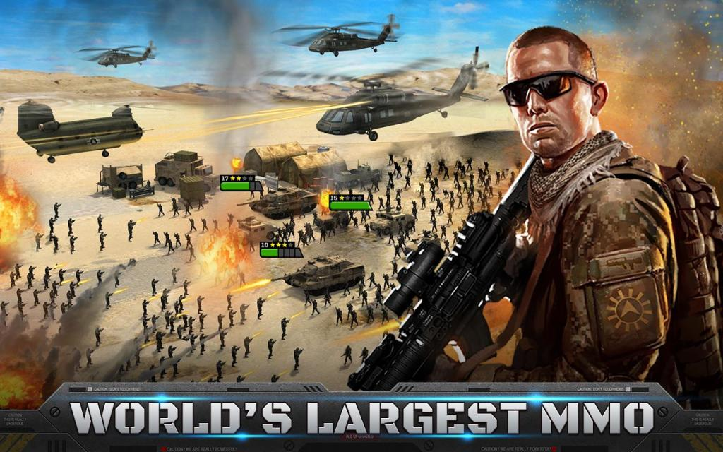 download Mobile Strike free apk