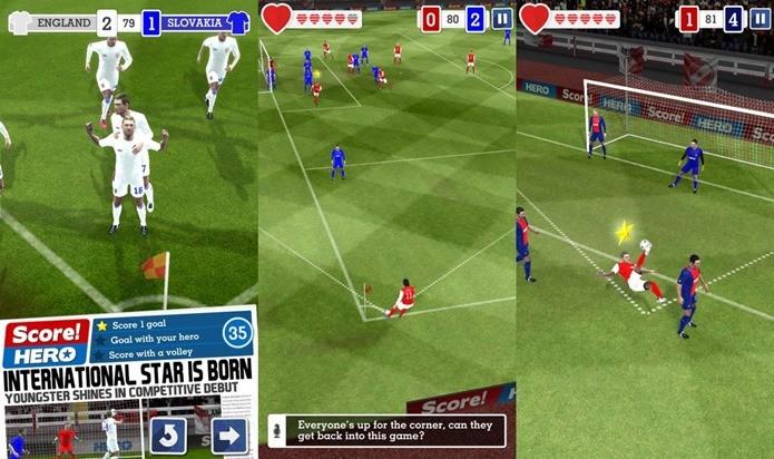 Score! Hero apk windows free