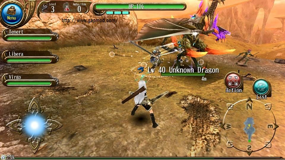 RPG Toram Online for PC - Windows/MAC Download » GameChains