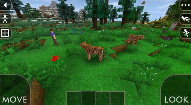 download SurvivalCraft free apk