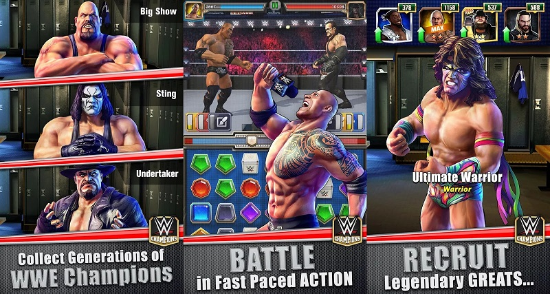 WWE Champions for PC - Windows/MAC Download » GameChains