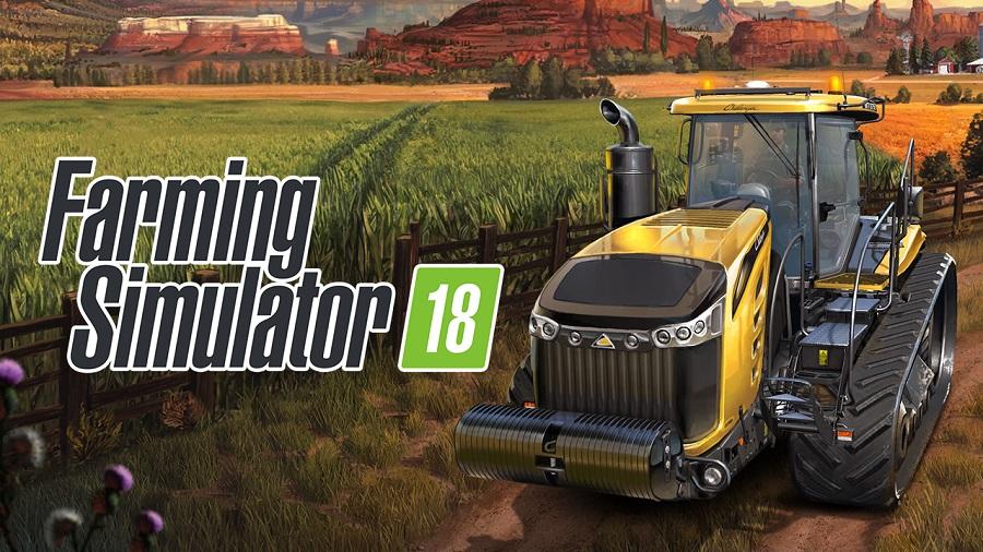 Farming Simulator 18 for PC - Windows/MAC Download