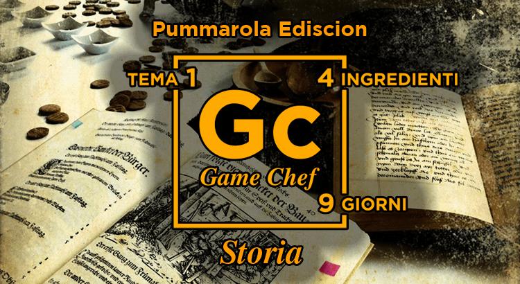 Storia del Game Chef