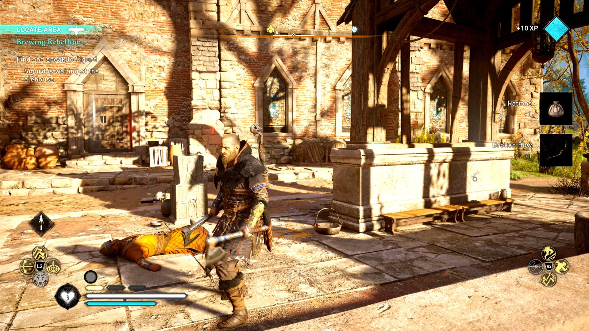Assassins Creed: Valhalla - How To Get Venonis Armor