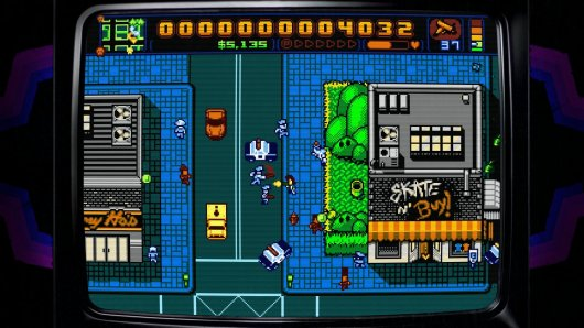 GAMECOIN - RETRO CITY RAMPAGE 03