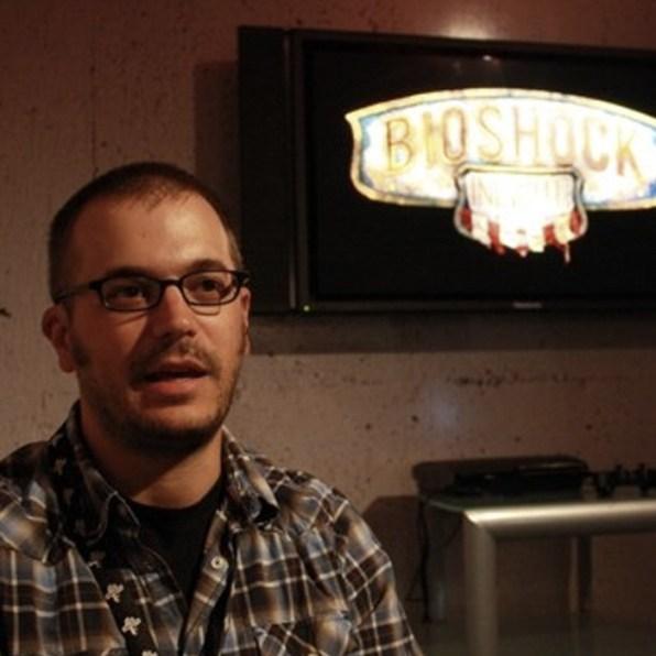 Shawn Robertson, Animator Director (BioShock Infinite)