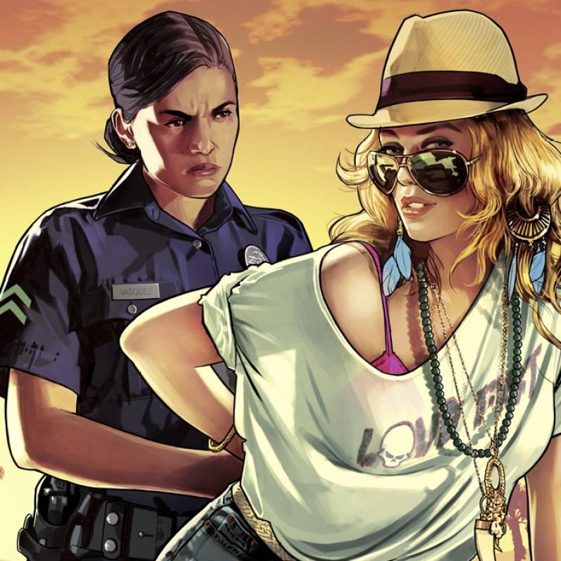 @ Grand Theft Auto V (Rockstar Games)