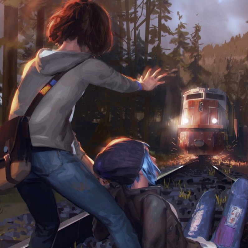 @ Life is Strange (Dontnod Entertainment)