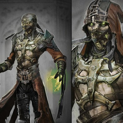 @Mortal Kombat X (NetherRelm Studios)