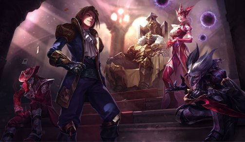 ® The Art of League of Legends