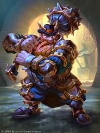 Mike Azevedo - Grimestreet Enforcer - Blizzard