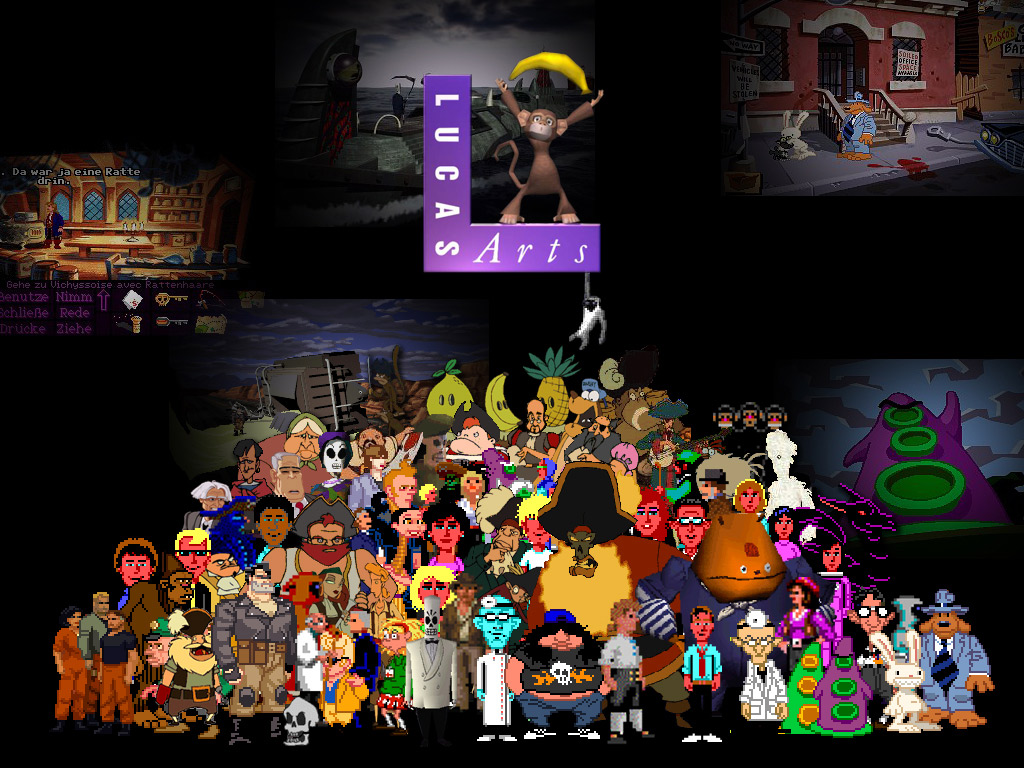 LucasArts 1982 2013 GameConnect