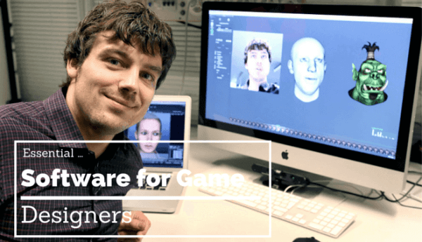 9 Game Design Software Tools You Should be Using