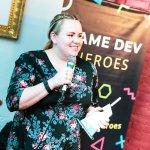 Haley Uyrus - Marketing & Community Award Winner - Game Dev Heroes 2018