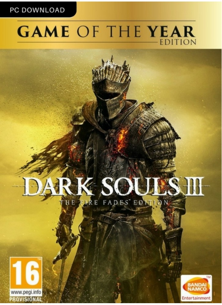 Dark Souls 3 Game Of The Year GOTY Edition PC Download