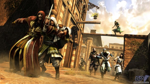 Game News: 1st batch of Assassin's Creed: Revelations ...
