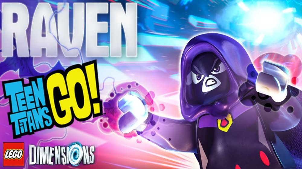 Lego Dimensions: Teen Titans Go! – Team Pack och Fun Pack